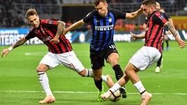 Milan-Inter da record: è il più alto incasso nella storia della Serie A