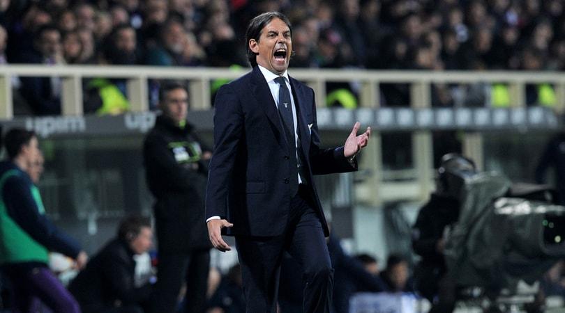 Lazio, Inzaghi non pensa all'Inter: