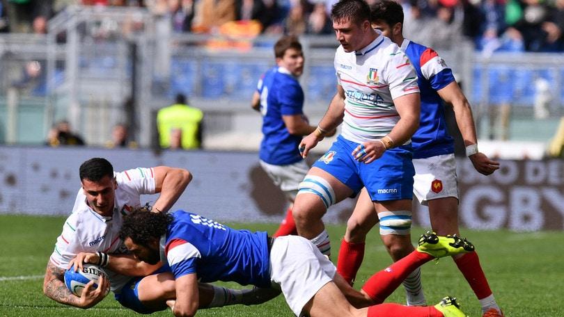 Rugby Sei Nazioni: Italia, 5 ko su 5. Con la Francia sconfitta amara