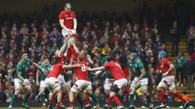 Rugby Sei Nazioni, trionfo Galles: è Grande Slam!