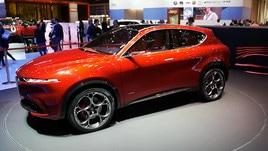 Salone di Ginevra, Alfa Romeo Tonale