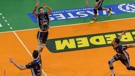 Volley: A2 Maschile, Girone Blu, Grottazzolina corsara sul campo del Club Italia