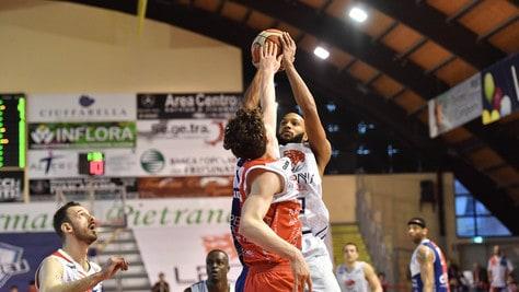 Basket Serie A2, Latina batte Bergamo. La Leonis Roma fa 4 di fila