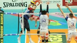 Volley: Superlega, Monza spegne le ultime speranze di Siena