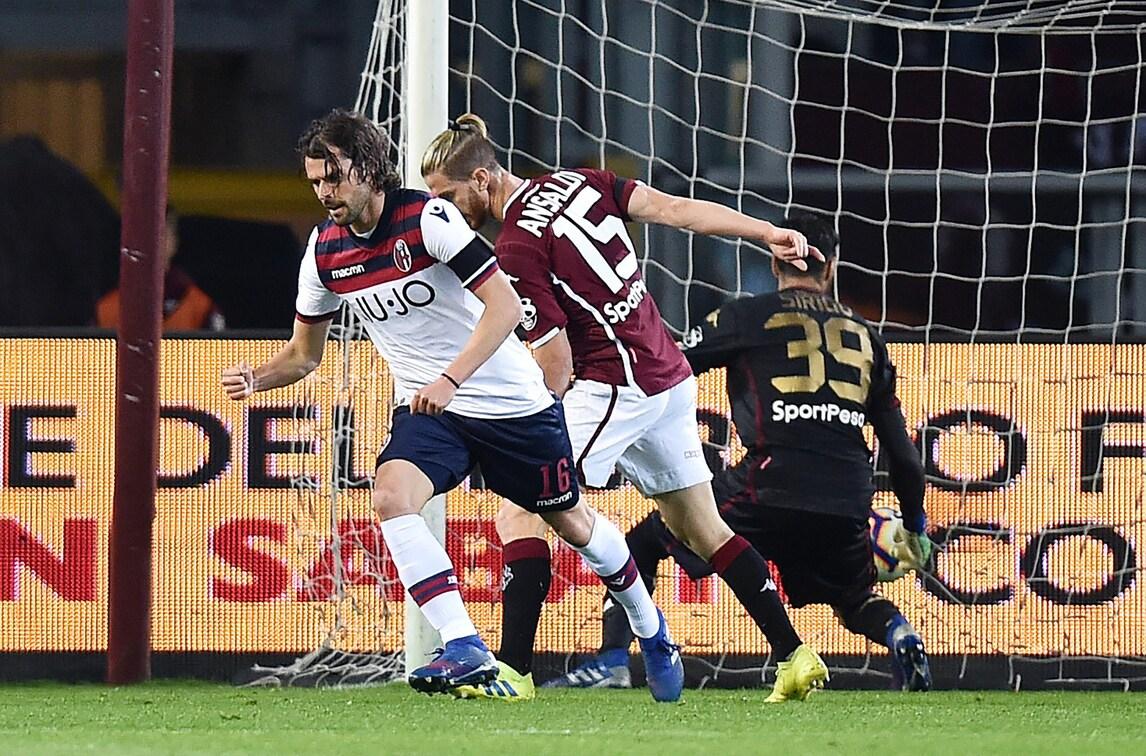 Serie A Torino-Bologna 2-3, il tabellino