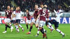 Serie A, Torino-Bologna 2-3: Mihajlovic, che rivincita