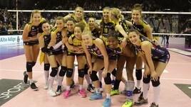 Volley: A1 Femminile, Conegliano batte Cuneo e vince matematicamente la Regular Season