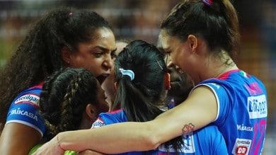 Volley: A1 Femminile, Novara batte netto Busto