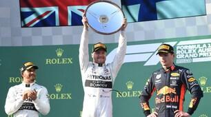 F1, Mercedes show: che doppietta in Australia!