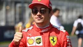 F1 Ferrari, Leclerc: «Potevo superare Vettel»