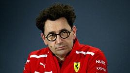 F1 Ferrari, Binotto: «Abbiamo un potenziale superiore»