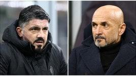 Diretta Milan-Inter ore 20.30: le probabili formazioni e dove vederla in tv