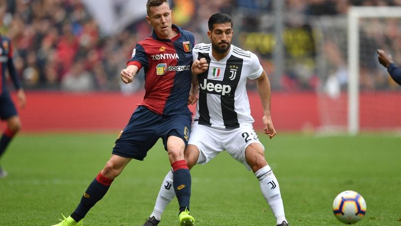 Genoa, per Firenze restano da valutare Biraschi e Lerager