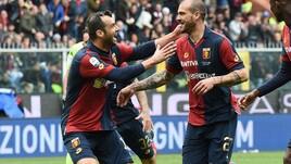 Serie A, Genoa-Juve 2-0: Sturaro e Pandev infliggono il primo ko ad Allegri