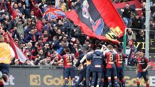 Primo ko Juve, la festa è tutta del Genoa