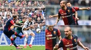 """Genoa-Juventus, Sturaro """"il ritorno"""": che esordio !"""
