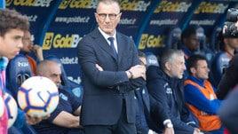 Serie A Empoli, Andreazzoli: «Punti fondamentali, vittoria che vale doppio»