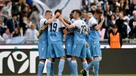 Goleada contro il Parma: la Lazio torna in corsa per la Champions