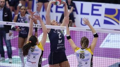 Volley: A1 Femminile, vincono Brescia, Monza e Casalmaggiore