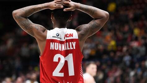 Basket, Serie A: l'Olimpia Milano cade in casa, vince Venezia 86-87