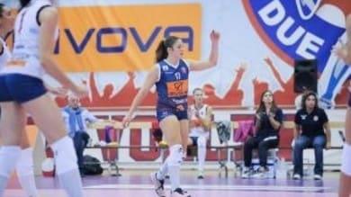 Volley: A2 Femminile, Trento fatica ma resta seconda, al Cus Torino lo spareggio fra le terze