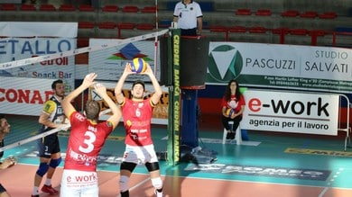Volley: A2 Maschile Girone Bianco, Lamezia retrocede, Brescia nei Play Off
