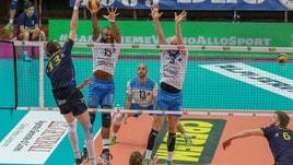 Volley: A2 Maschile Girone Blu, Bergamo ko, Castellana Grotte salda al terzo posto