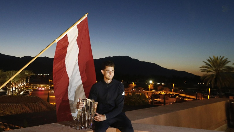 Tennis, Indian Wells: il torneo delle sorprese, vincono Thiem e la Andreescu