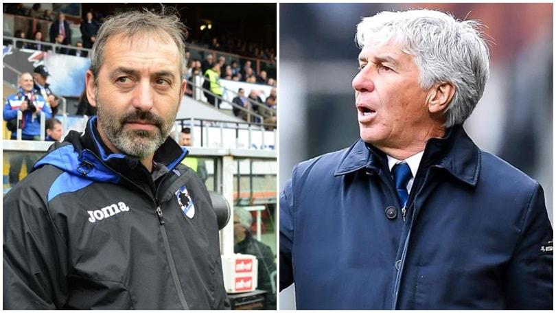 Roma, si cerca l'allenatore: Gasperini, Giampaolo e non solo