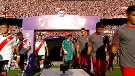River Plate-Independiente 3-0, spettacolo al Monumental