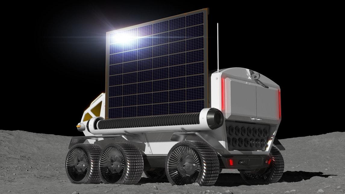 Toyota e JAXA insieme per il rover lunare FOTO