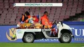 Napoli, Ospina senior: «Io lo avrei fatto uscire. Riscatto? Segnali positivi dal club»