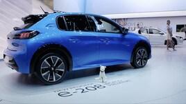 Salone di Ginevra 2019: Peugeot e-208