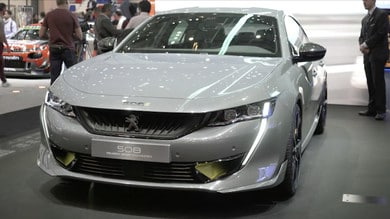 Ginevra 2019: Peugeot 508 Sport Engineered