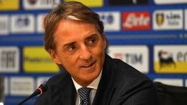 Italia, Mancini: «Dobbiamo segnare di più. Zaniolo può esordire»