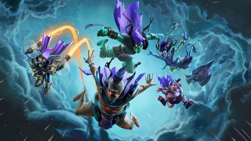 Blizzard rivela L'Ascesa delle Ombre, undicesima espansione di Hearthstone