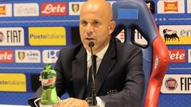 Italia Under 21, Di Biagio: «Io alla Roma? Sarebbe stupendo. Rispetto Luiz Felipe»