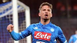 Serie A Napoli Mertens, parla il padre: «Il futuro di Dries? Ha un contratto fino al 2020»