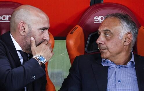 Roma, Pallotta risponde a Monchi: «Questo è il risultato del suo lavoro»