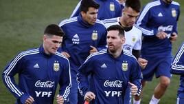 Argentina, Messi: prima volta dopo il flop mondiale