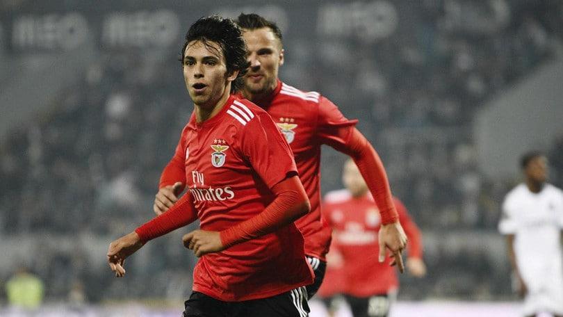 João Felix, il Benfica chiede 120 milioni