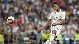 Dalla Francia: «Varane tentato di lasciare il Real a fine stagione?»