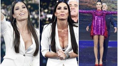 "Elisabetta Gregoraci bomba sexy per ""Made in Sud""!"