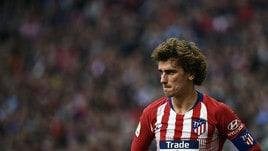 «Mal di pancia Griezmann: il francese lancia segnali al Barcellona»