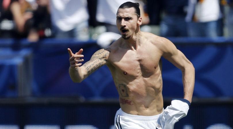 Ibrahimovic accende il mercato: