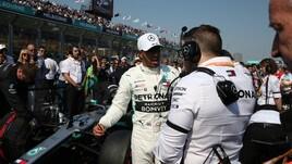 F1 Mercedes, Hamilton: «A Melbourne non era la vera Ferrari»
