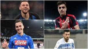 La Top 11 della Serie A in inverno