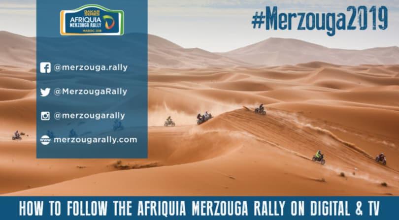 Merzouga Rally, Riccardo Giani pronto al via