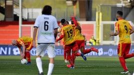 Serie B, non omologata Benevento-Spezia. Dodici squalificati