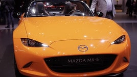 Video: Salone di Ginevra, Maxda MX-5
